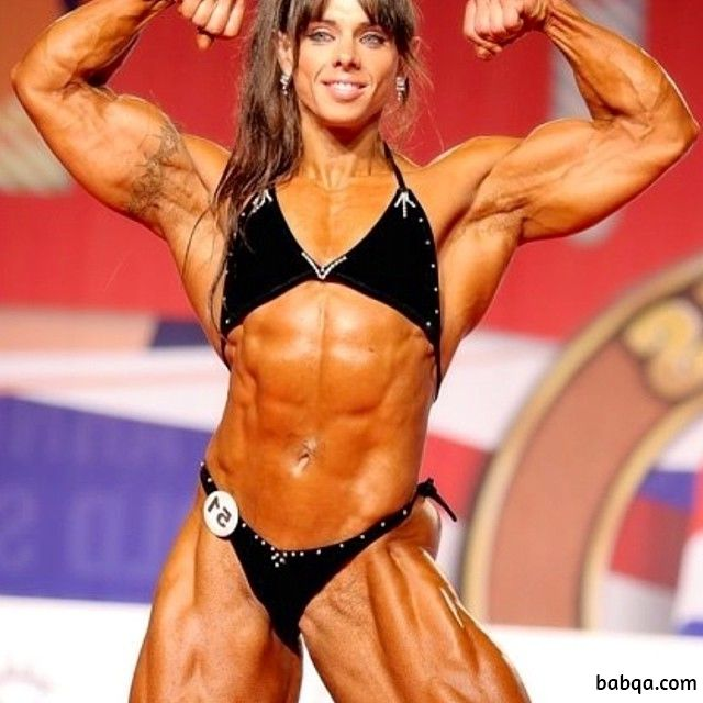 cute female bodybuilder with muscular body and muscle legs image from reddit
