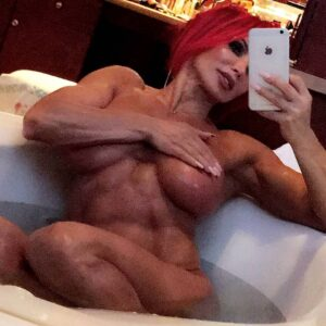 spicy female with strong body and muscle bottom photo from tumblr