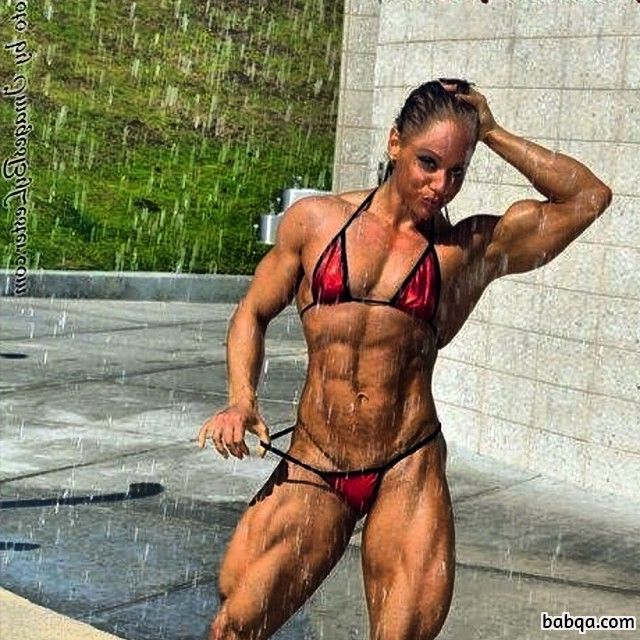 spicy woman with muscle body and muscle ass post from reddit