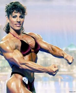 hottest babe with muscle body and muscle bottom image from linkedin