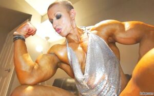 awesome female with muscle body and toned legs picture from reddit