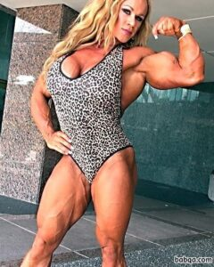 perfect babe with muscular body and toned arms repost from facebook