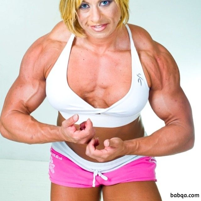 hottest woman with strong body and toned arms post from flickr