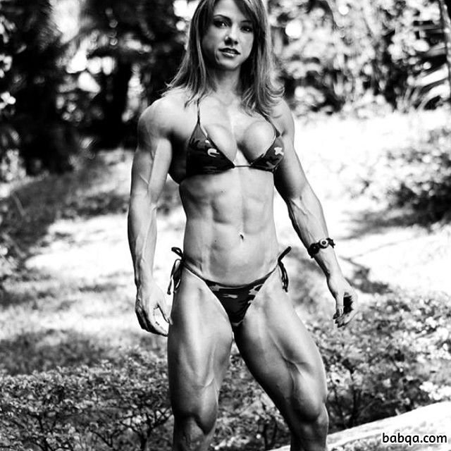 perfect chick with fitness body and toned legs photo from linkedin