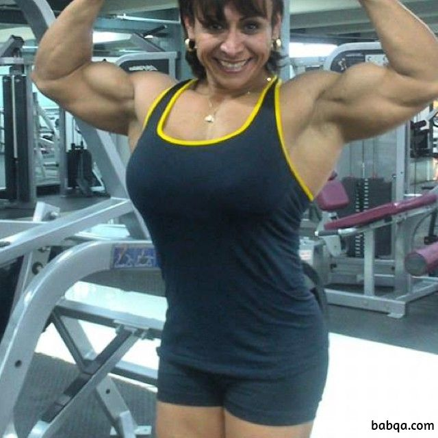 perfect female bodybuilder with muscular body and toned legs pic from tumblr