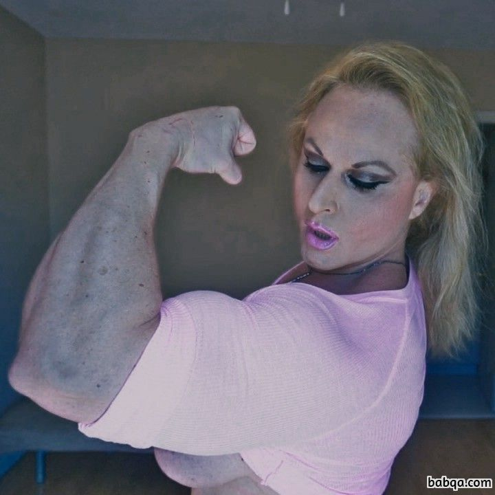 beautiful female with fitness body and muscle bottom repost from linkedin