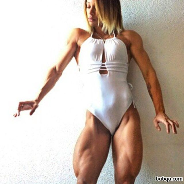 hot girl with fitness body and toned arms post from linkedin