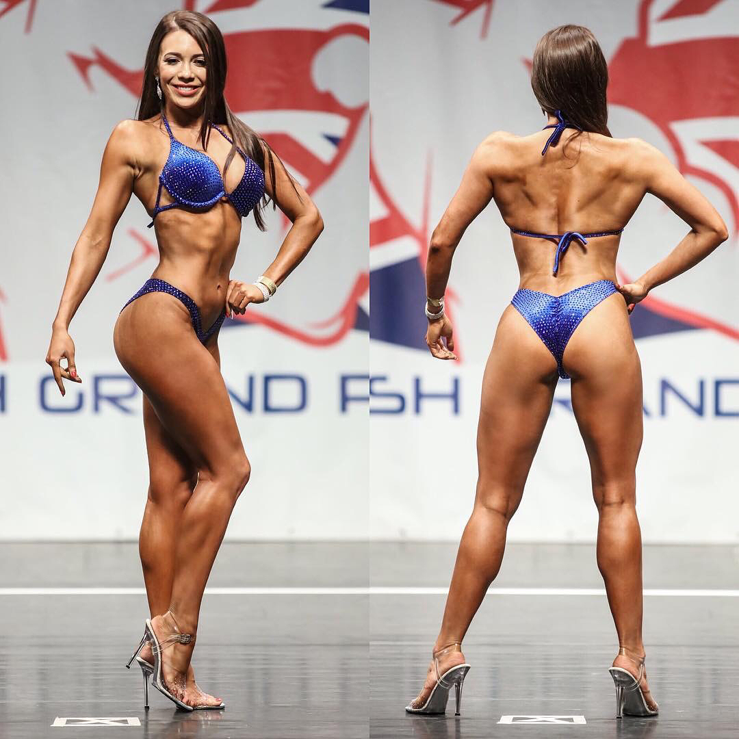 hottest female with strong body and muscle bottom repost from tumblr