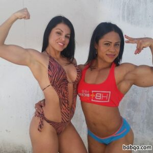 hottest girl with strong body and toned bottom picture from tumblr