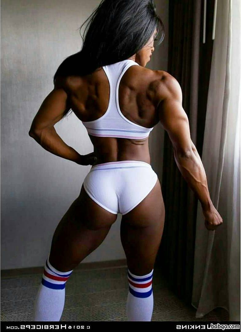 sexy chick with strong body and toned bottom image from linkedin