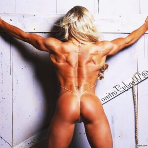 awesome female with muscle body and toned legs pic from facebook