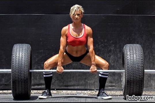 beautiful babe with strong body and toned arms repost from linkedin
