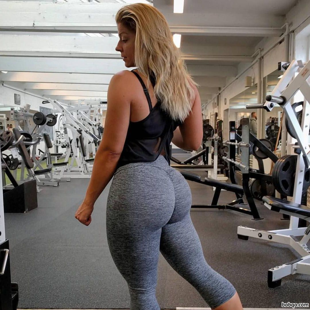 awesome female bodybuilder with muscular body and muscle ass post from reddit