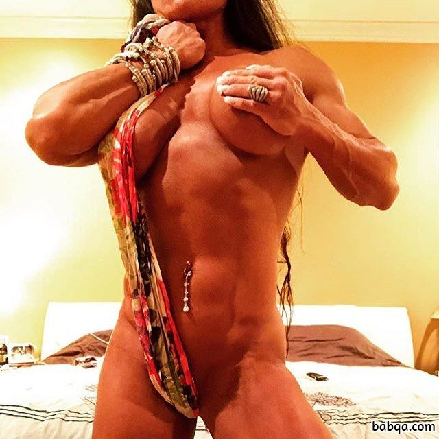 beautiful female bodybuilder with fitness body and toned bottom picture from flickr