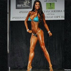 sexy lady with muscular body and muscle legs picture from tumblr