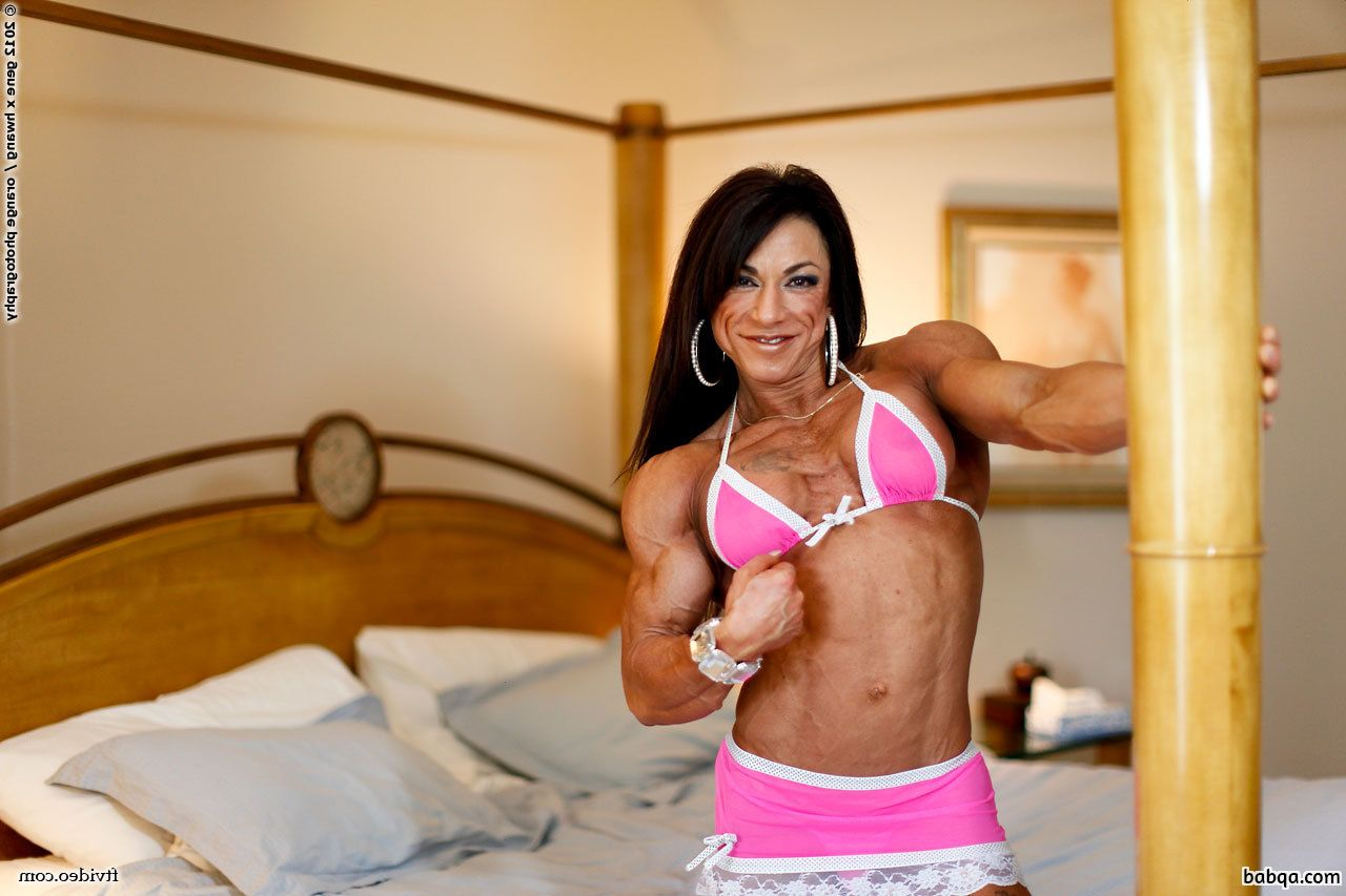 spicy lady with strong body and toned arms picture from facebook