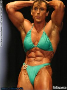 hottest lady with muscular body and toned arms repost from g+