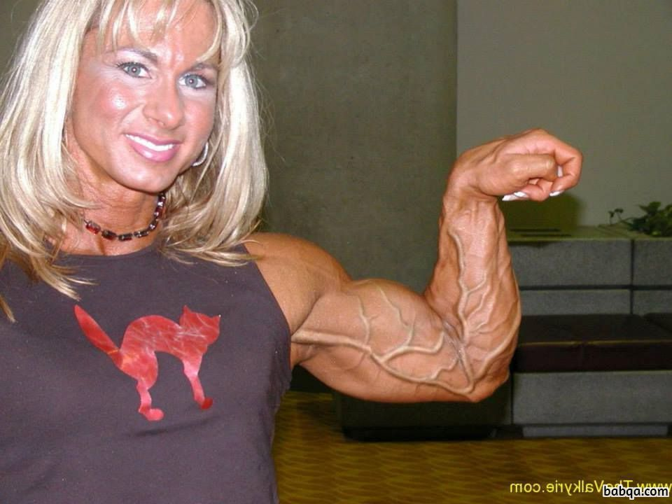 hot girl with strong body and muscle bottom repost from tumblr