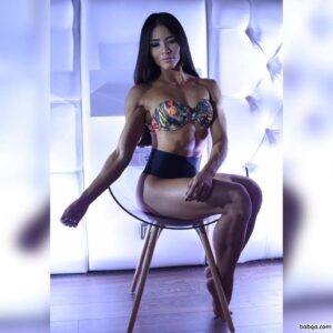 hottest woman with strong body and muscle legs post from tumblr