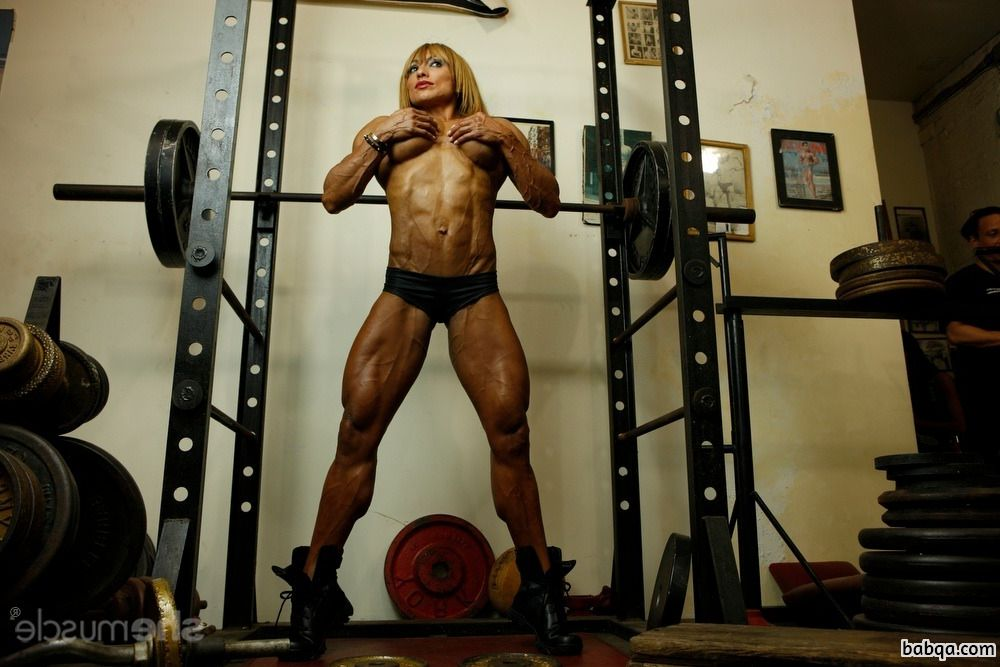 hottest girl with fitness body and toned legs post from facebook