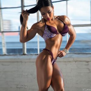 sexy chick with fitness body and toned ass photo from tumblr